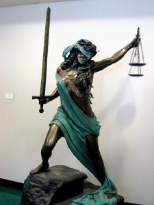Justitia Warrior