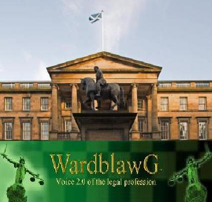 Wardblawg Court of Session Edinburgh