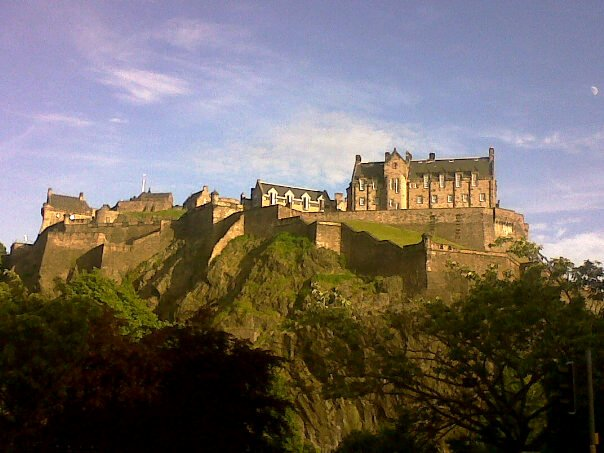 Edinburgh Castle: Welcome to Web 2.0
