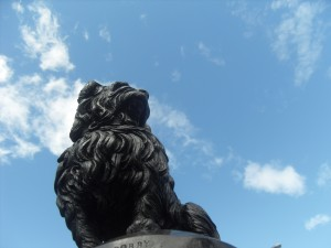 Greyfriar's Bobby Edinburgh Scotland Protect Your Trade Mark