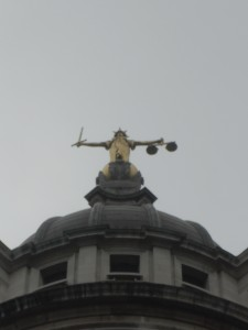 Justitia: Old Bailey