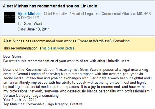How To Write Linkedin Recommendation For Your Boss Unimportant