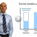 Ben Clayton Outlining Social Media Business Opportunities for Lawyers