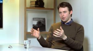 Gavin Ward - Social Media Presentation for Thomson Reuters