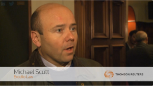 Michael Scutt on Social Media for Lawyers Thomson Reuters