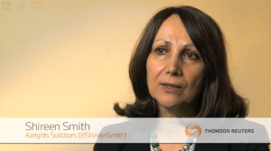 Shireen Smith from Azrights on Social Media For Lawyers