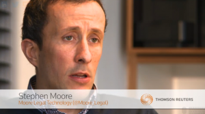 Stephen Moore Discusses Social Media For Solicitors - Business Generation