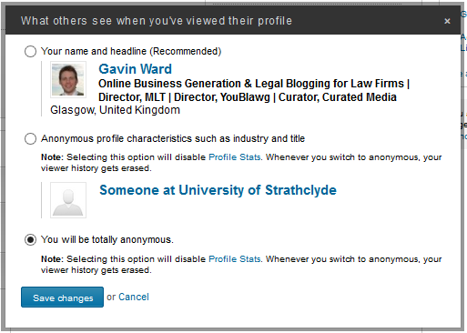 anonymous-linkedin-browsing